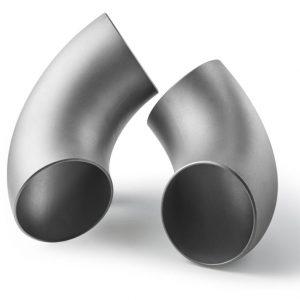 90º titanium Elbow