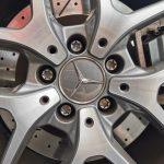Mercedes-Benz M14*1.5 bolts and nuts titanium lug bolts